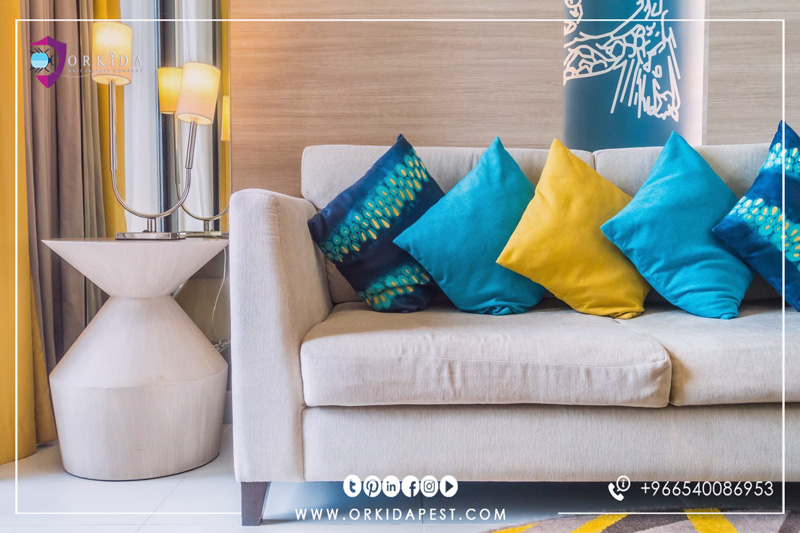 Best Sofa cleaning company in Jeddah - modern techniques and methods to protect against harmful chemical cleaning products