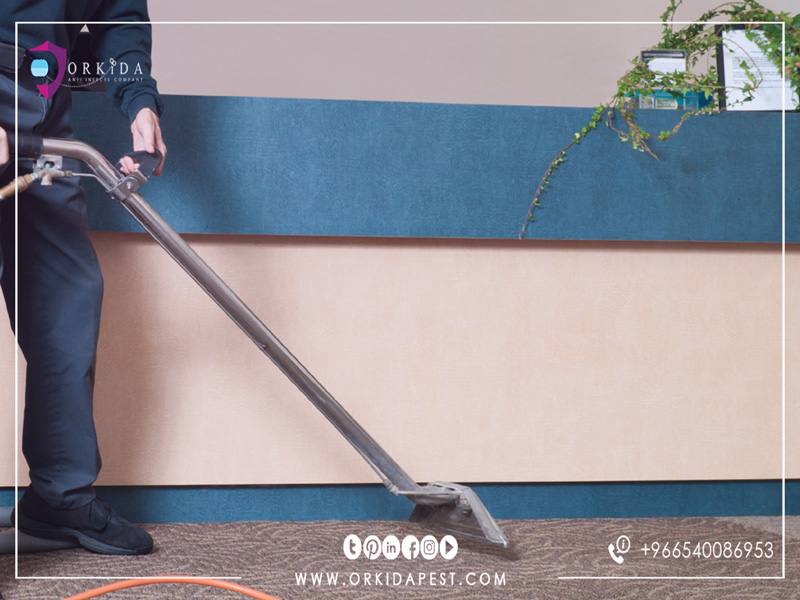 Steam Cleaning Company in Jeddah - The Safe Way to Clean Your Home
