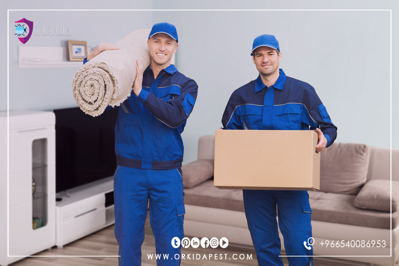 Furniture transfer company in Jeddah