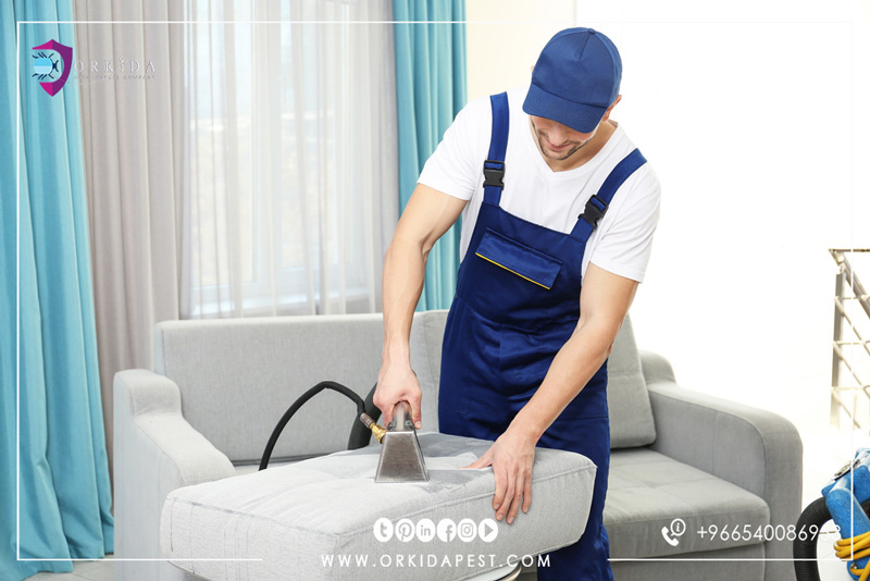steam cleaning company in Jeddah